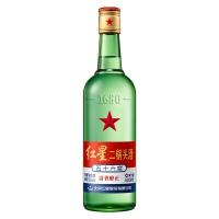 红星二锅头56度绿瓶1680大二锅头
