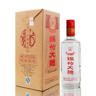 剑南春盒装纯粮经典绵竹大曲52度500ml
