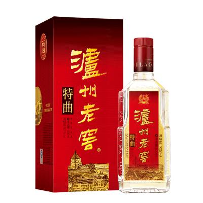 泸州老窖 特曲浓香型白酒52度500ml